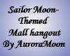 Sailor Moon Mall Hangout