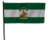 vk.Animated flag Andaluc