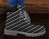 New Year Boots Silver M