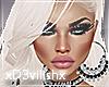 ✘Rhea Platinum Hair