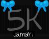 [J] ~ 5k Support
