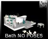 Bath NO poses