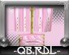 Baby Dior Pink TowelRack