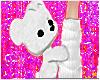 teddy bear leg