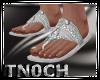 [T] Boho Wedding Sandals