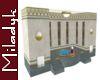 MLK Aire Spa Tub Set