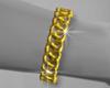 4u Shiny Gold Bracelet