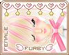 <3 Blonde Cacie Hair