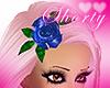 })i({ blue rose