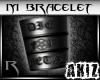 M Metalhead Bracelet R