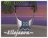 Romantic Beach Swing