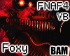 FNAF4 Nightmare Foxy VB