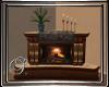 (SL) S&D Fireplace