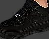 Air Force 1 Black Fem