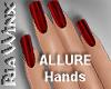 Wx:Sleek Allure Bld Red
