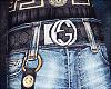 MX1 Jeans x Blk Gucci $$