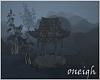 Night Mist Mountains
