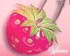 Berri Strawberry Purse