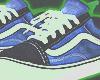 vns. Blue Old Skool