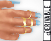 ! Nails & Rings