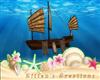 Ocean Sunken Playset