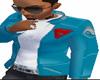 BBLue Street Bike Jacket