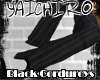Black Corduroys