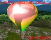 """""""ILY"""" Hot Air Balloon"""