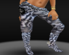 Hip Hop Zebra Bottoms