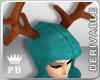 PB Blue Little Deer