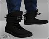 Black Rock Dark Boot