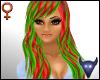 X-mas elf hair long (f)