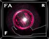 (FA)HandOrbFR Pink