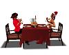 dinner table for 2