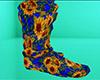 Sunflower Socks Slouch M