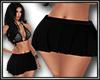 Black Short Skirt /M