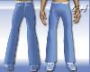GA Blue Classic Bottom M