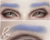 Lilac Blue Brows