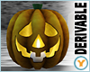 3D Derivable Pumpkin