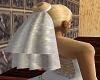 Blond Lace Veil