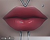 Valerie Red Lips