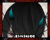 Blue Demon Horns