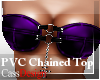 CD! PVC Chained Top #05