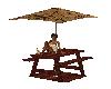 Beach/ Patio Table