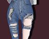 Distressed Jeans v2