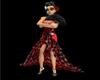Sexy spanish dancedress