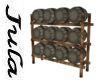 Tavern Barrel Stack