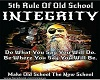 5th Rule Old School