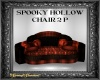 Spooky Hollow Chair 2P