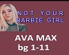 Ava Max-Barbie Girl